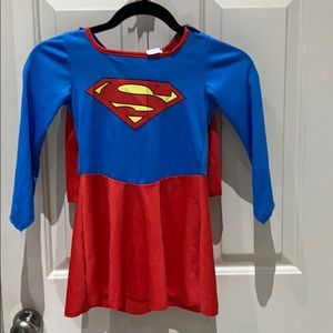 3️⃣for💲🔟 SuperGirl DressUp Small